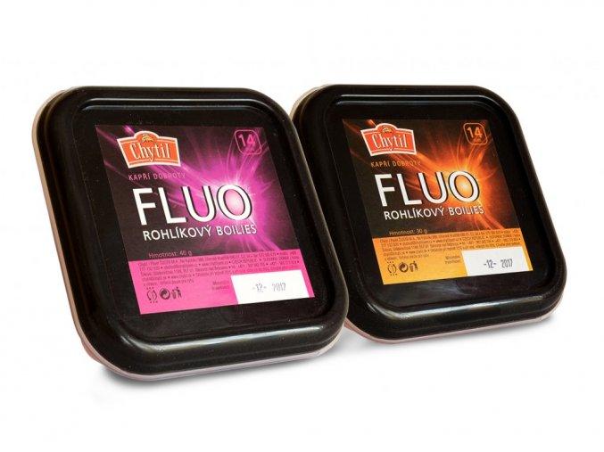Rohlíkový boilies Fluo 1