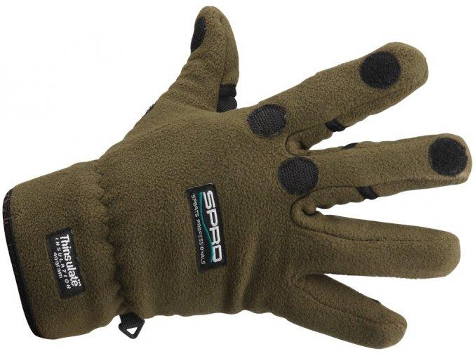 SPRO rukavice Fleece Gloves
