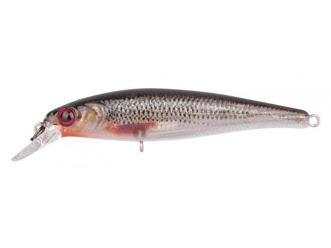 SPRO wobler Ikiru Naturals Silent Jerk Slow Sinking Roach