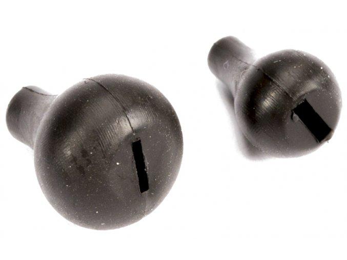 Nash tungstenové korálky Tungsten Swivel Beads
