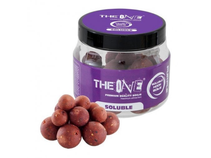 Hook Boilies Soluble