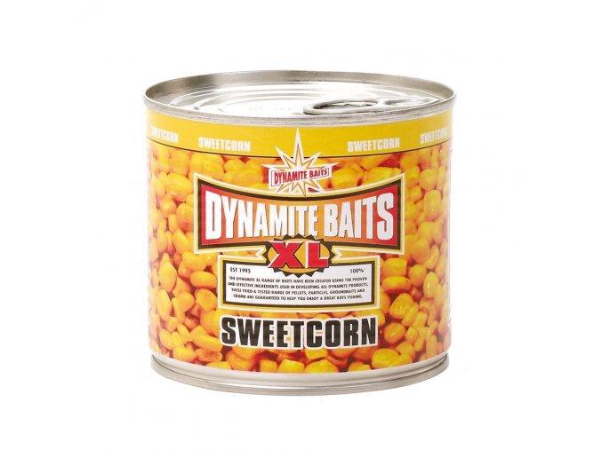 Dynamite Baits máčená kukuřice Sweetcorn XL Natural 340g