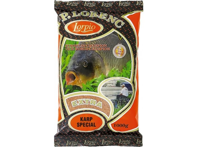 Lorpio krmítková směs EXTRA Kapr-Special 1,9kg