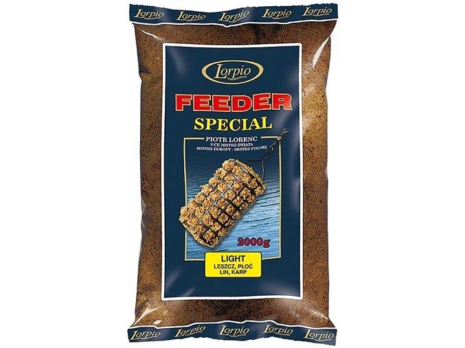 Lorpio krmítková směs Feeder Special Light 2kg