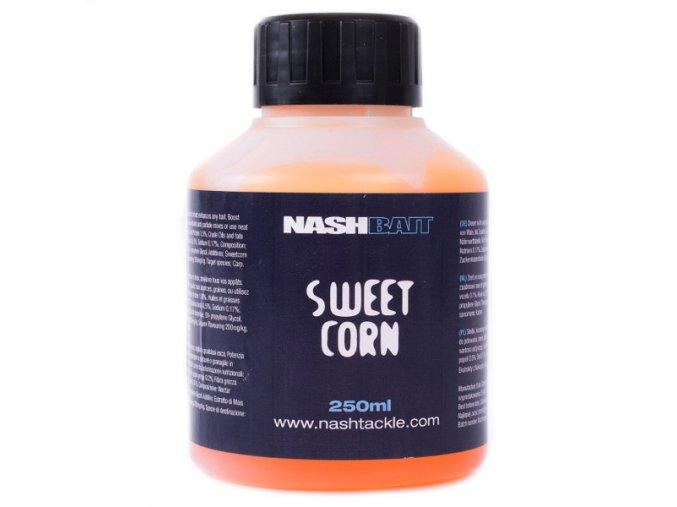 NashBait tekutý extrakt Sweetcorn Extract 250ml