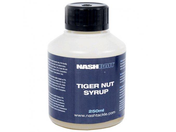 NashBait Tiger Nut Syrup 250ml