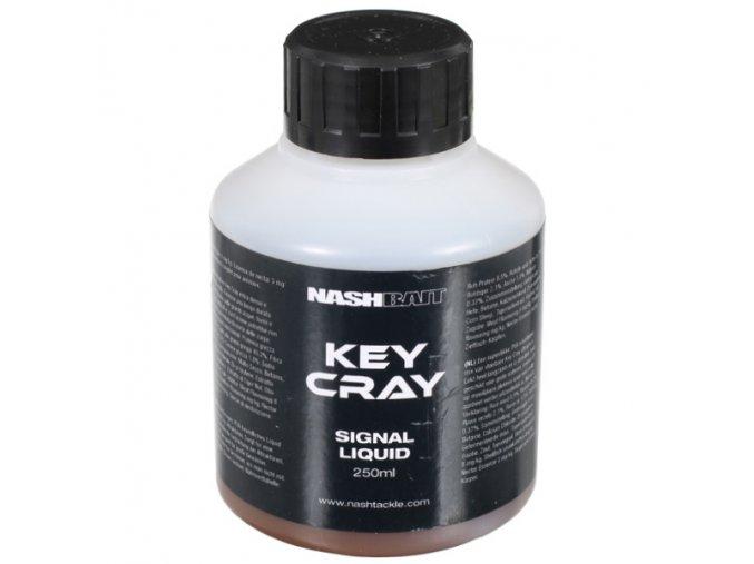 NashBait booster Key Cray Signal Liquid 250ml