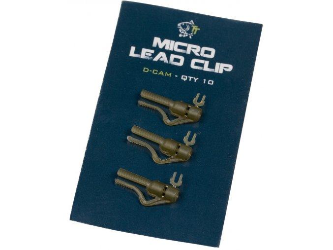 Nash závěsky Standard Micro Lead Clips