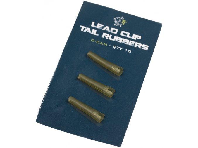 Nash převleky Lead Clip Tail Rubbers