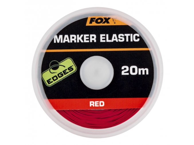 EDGES Marker Elastic Red