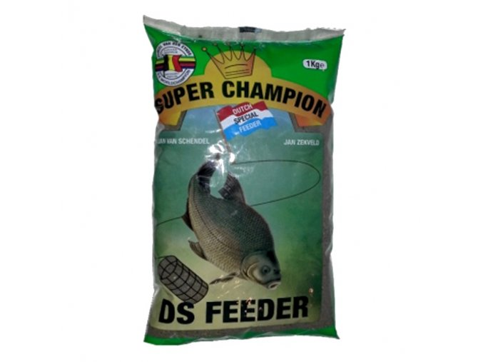 DS Feeder Black