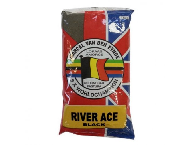 River Ace Black