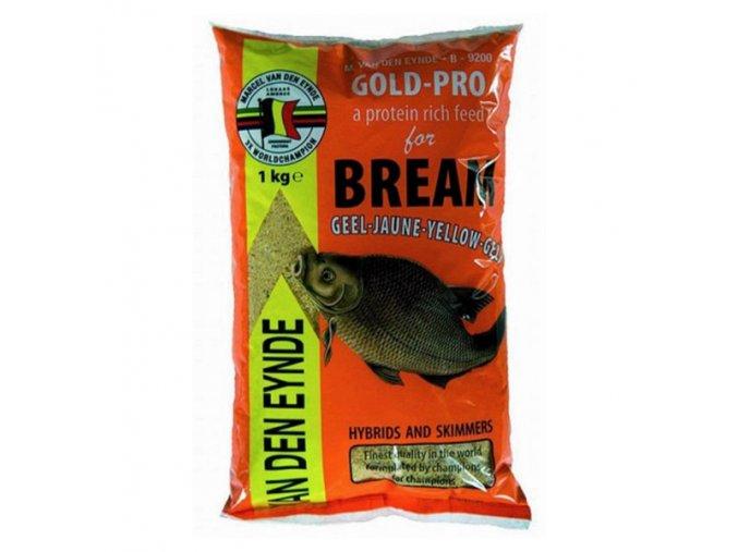 Gold Pro Bream Yellow