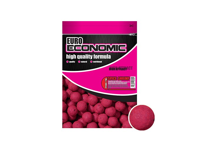 Euro Economic boilies Spice Shrimp
