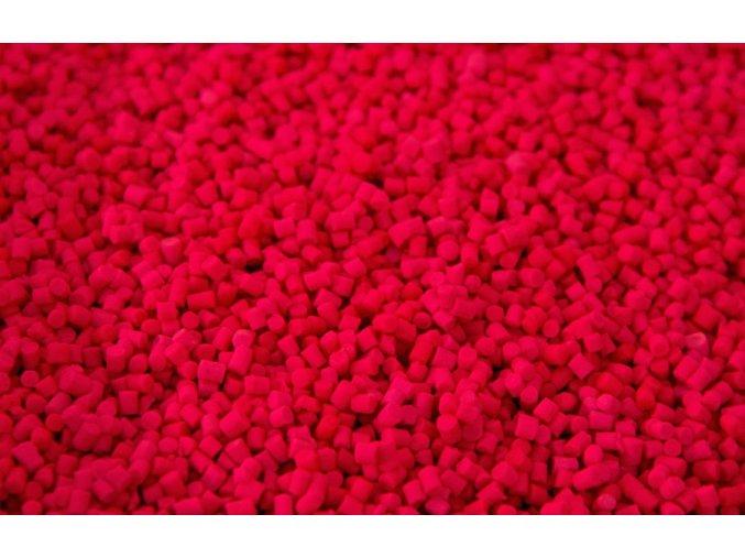 Fluoro Pellets Wild Strawberry 2mm