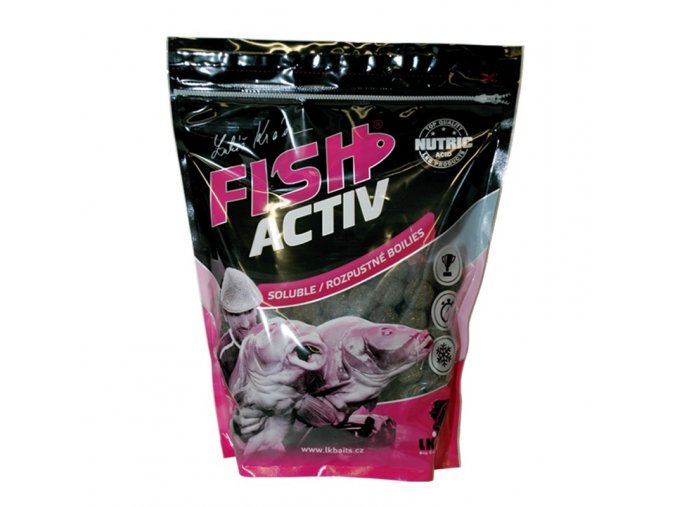 Fish Activ boilie Nutric Acid
