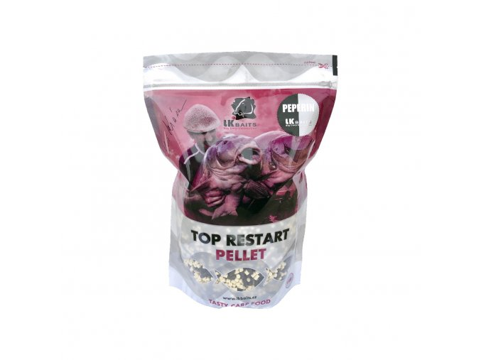Top ReStart Pellet Peperin 4mm