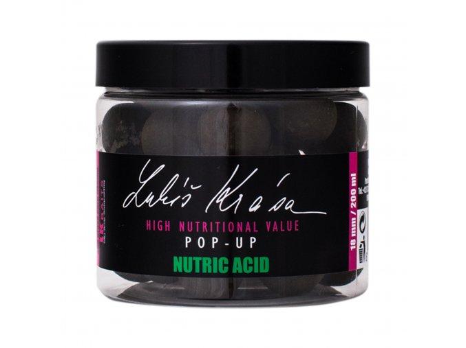 LK Baits Top ReStart Pop-Up Nutric Acid 150ml + dip