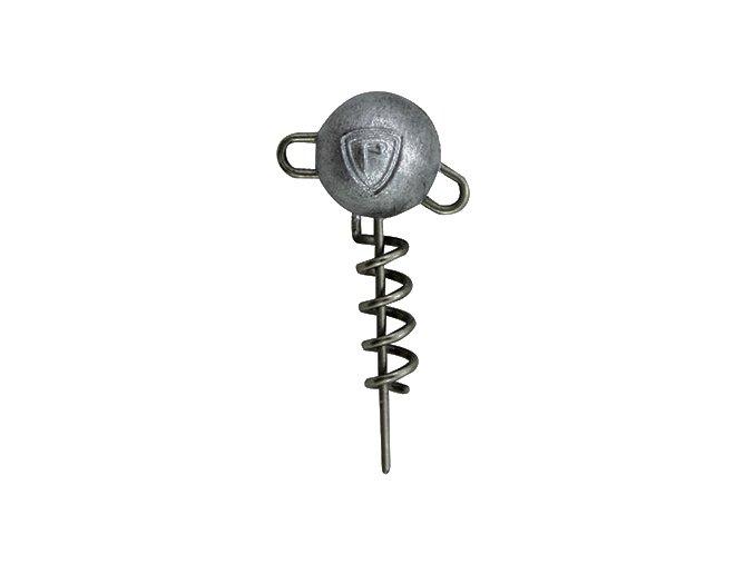 Corkscrew Round Jig Head