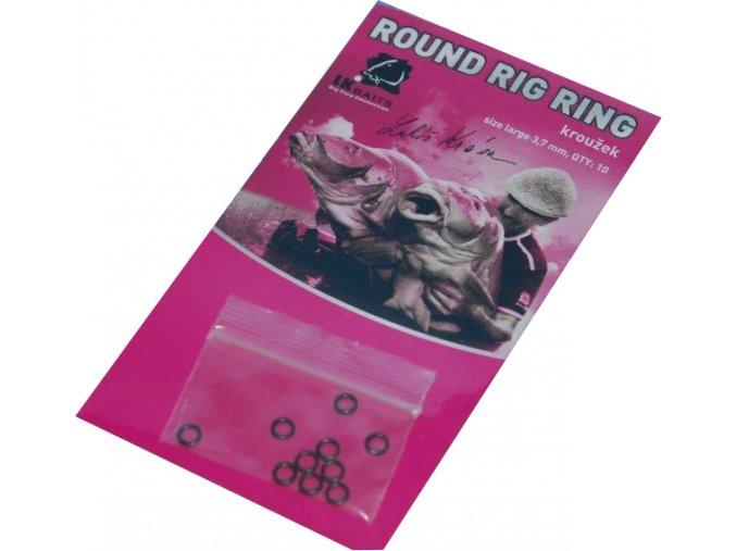 Round Rig Ring (LK)