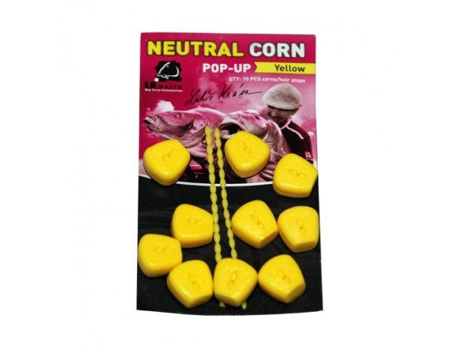 LK Baits imitace kukuřice Neutral Corn