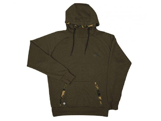Fox mikina s kapucí CHUNK Dark Khaki/Camo Hoody