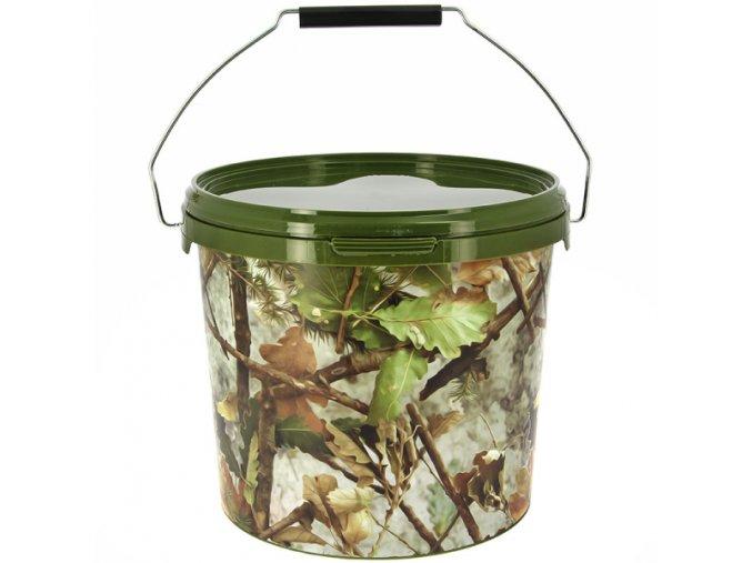 NGT kbelík Camo Bucket