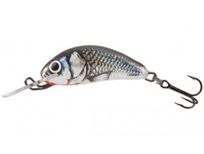 Salmo wobler Hornet Floating Holo Grey Shiner
