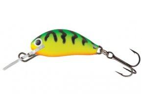 Salmo wobler Hornet Sinking Green Tiger