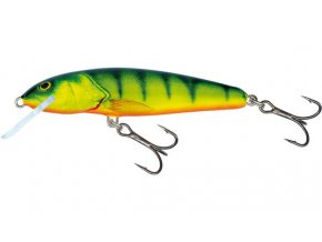 Salmo wobler Minnow Sinking Hot Perch