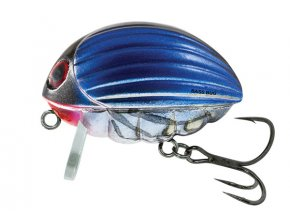 Salmo wobler Bass Bug Floating Bluebird Bug