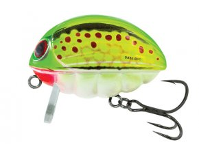 Salmo wobler Bass Bug Floating Glow Bug