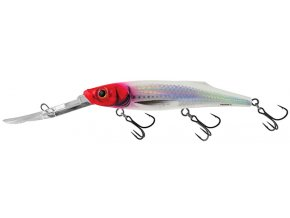 Salmo wobler Freediver Super Deep Runner Holo Red Head
