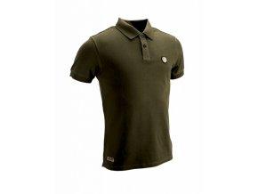Emboss Polo Shirt 1
