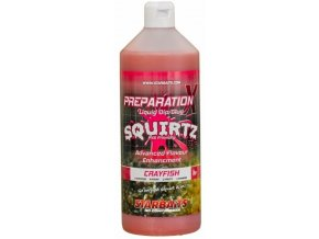 Starbaits Booster Prep X Squirtz Crayfish 1l