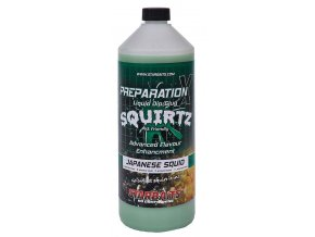 Starbaits Booster Prep X Squirtz Japanese Squid 1l