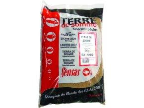 Sensas hlína Terre de Somme (stojatá voda) 2kg