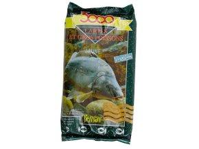 Sensas krmení 3000 Carp Yellow (Kapr/žlutá) 1kg