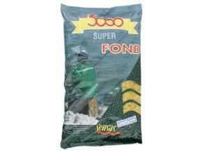 Sensas krmení 3000 Super River (řeka) 1kg