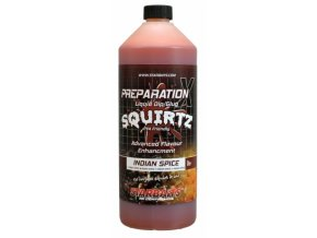 Starbaits Booster Prep X Squirtz Indian Spice 1l