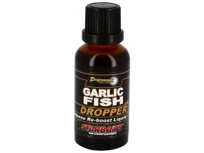 Starbaits esence Concept Dropper Garlic Fish 30ml