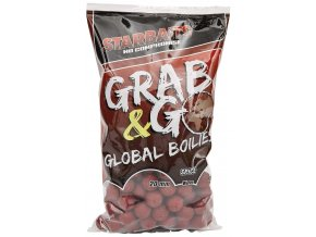 Starbaits Boilies Grab & Go Global Spice 20mm