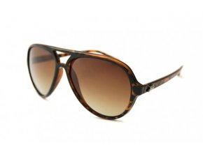 Aviators 1 (Graduated Brown)