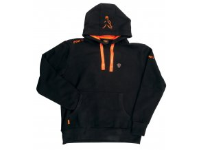 Black & Orange Hoody