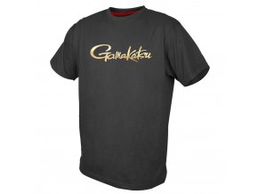 Gold Logo T Shirt 1