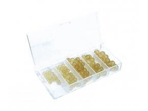 Extra Carp sada gumových korálků Rubber Beads Set 5
