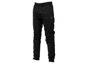 Collection Black & Orange Lightweight Joggers 1