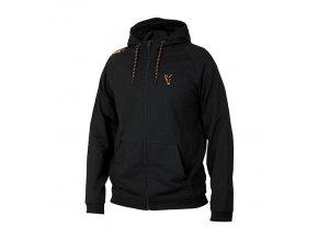 Collection Black & Orange Lightweight Hoodie 1
