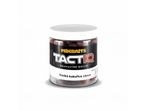 Mikbaits TactiQ rozpustné boilie Sladká kukuřice 250ml