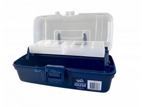 1 Tray Clear Top Tackle Box 1